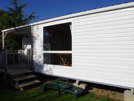 Cottage Juno vue extérieur
