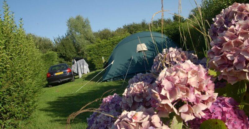 Emplacement tourisme du Camping Portland 01