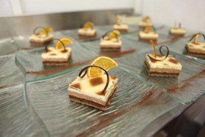 desserts du restaurant a Tribord