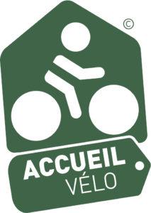logo accueil tourisme à vélo