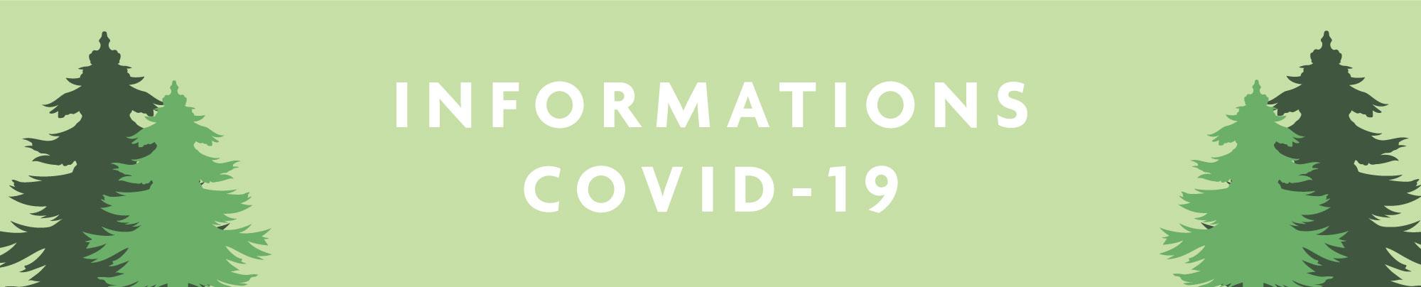 Bannière Covid-19