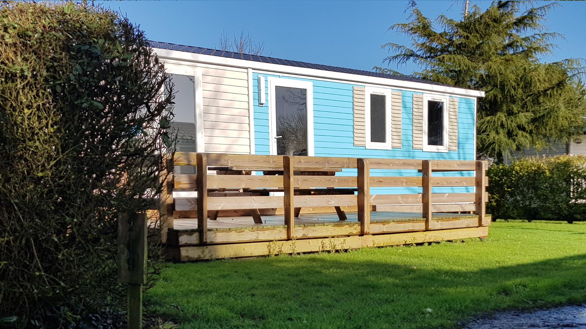 Nouveau mobile-home 3 chambres