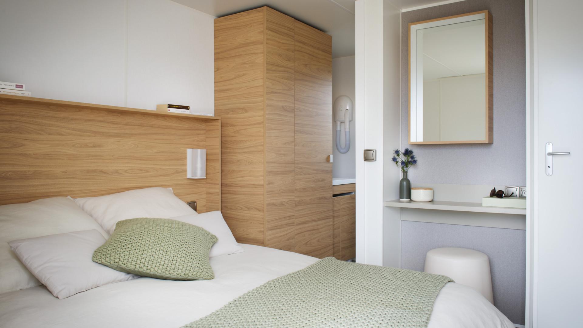 Mobile-home Gold intérieur