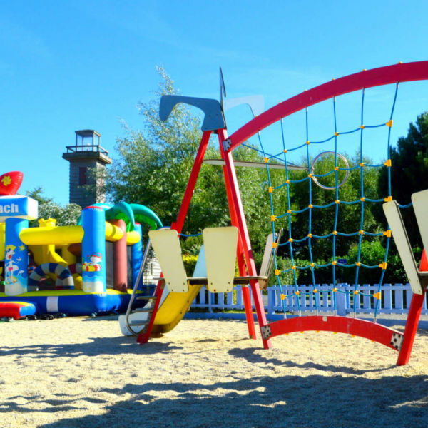 jeux pour enfant camping portland