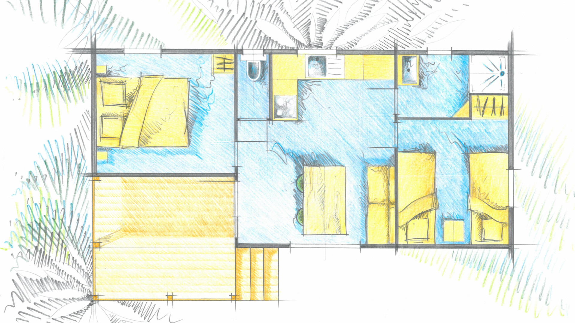 Cottage Juno Plan