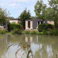 mobile-home cottage luxe vue sur nos étangs