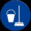 logo ménage au camping port'land