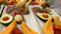 plat restaurant a tribord