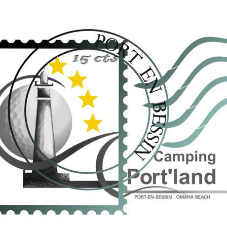 Organisation mariage normandie camping portland - Camping la prairie port en bessin huppain ...